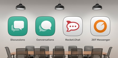 Discussions vs Conversations vs Chat vs Messenger - Differences, Pros & Cons