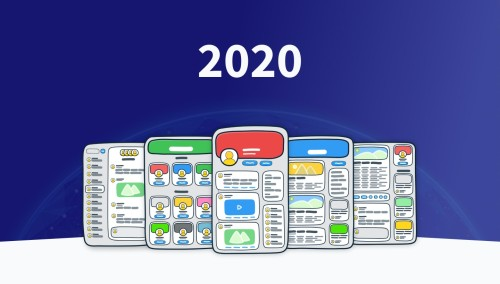 UNA in 2020